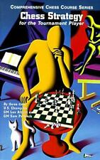 Chess Strategy for the Tournament Player (Comprehensive Chess Course, Third Leve