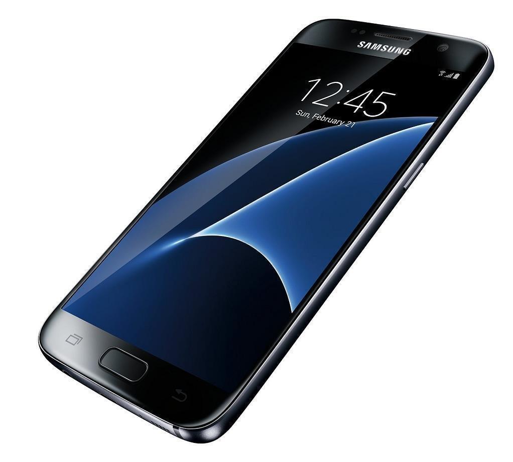 Samsung Galaxy S7 SM-G930V 32GB Black Verizon Unlocked Excellent