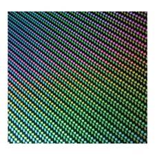 Ydrographic Film Water Transfer Hydro Dip 1 Linear Meter Carbon Fiber Prism Film