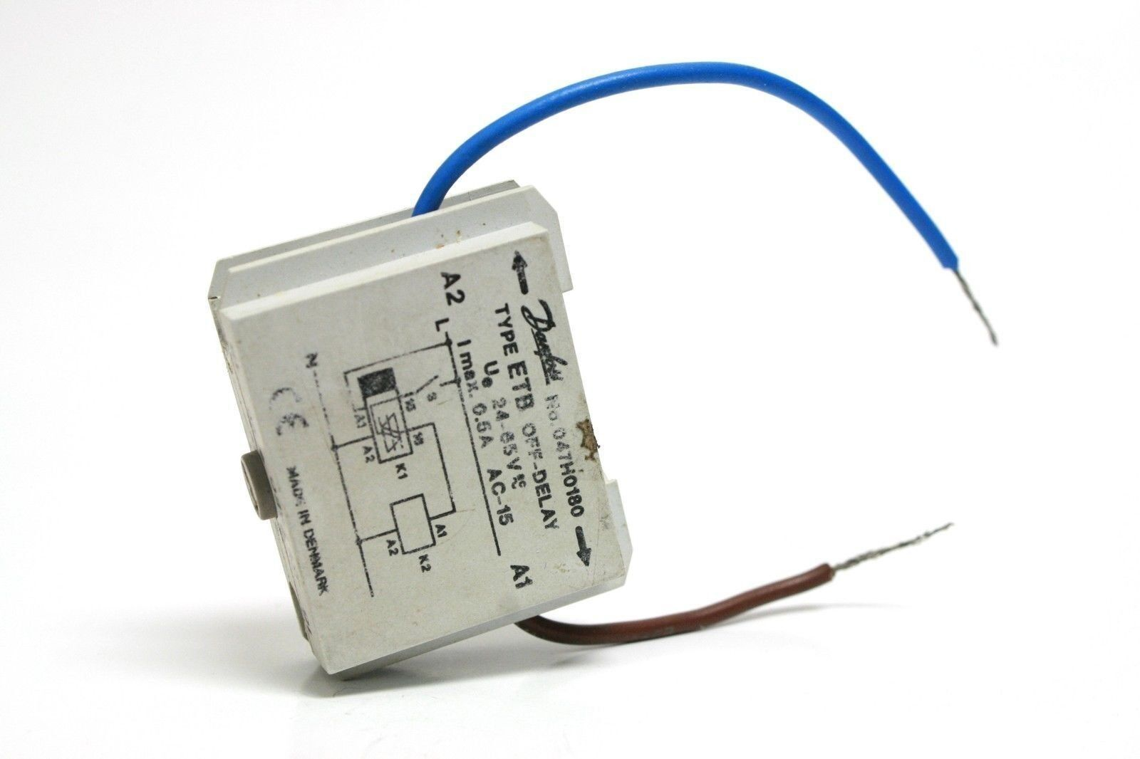 047h0180 Danfoss Timer Block Etb Off Delay 05 20 Sec Ue 24 65v Ac Current Relay Wiring Norton Secured Powered By Verisign