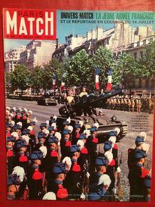 Paris-Match-27-07-1963-Anquetil-Armee-Francaise-De-Gaulle-Caroline-Wimbledon
