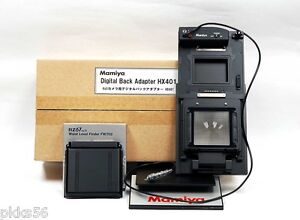 Image Is Loading Mamiya HX401 ADAPTER ZD DIGITAL BACK To