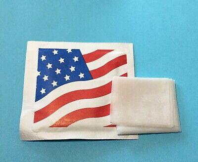 Fresh Nap Flags Moist Towelette Kari-Out Company 150 Pieces