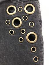 HUGE MARKDOWN‼ Jegging Size 4 Reg Unique & Eye Catching Blue Jeans Jeggings