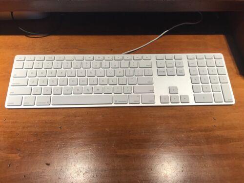 Apple A1243 Aluminum Keyboard Replacement Keys