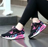 Women's Casual Running Athletic Breathable Sneakers Sport Shoes Size