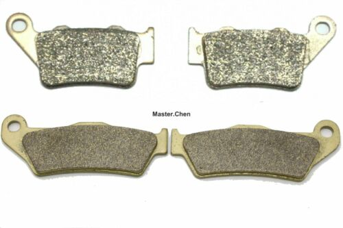 Front Rear Brake Pads For KTM EXC EGS MXC SX 250 300 1994-2003 Free Shipping SET
