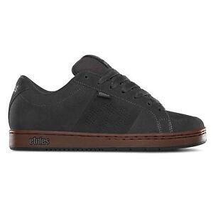 Etnies-Kingpin-Sneaker-Herren-Skate-Darkgrey-Black-Gum-Skateschuh-Schuhe