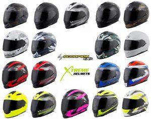 Scorpion-EXO-T510-Helmet-Full-Face-DOT-Approved-Inner-Sun-Shield
