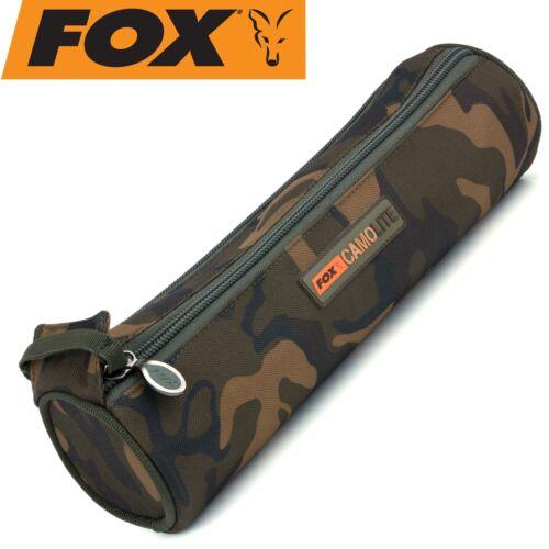 Angeltasche für Rollen Tackletasche Fox Camolite Spool case large 35x9,5cm