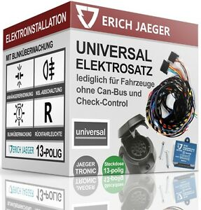ELEKTROSATZ-E-SATZ-13-polig-fuer-ANHANGERKUPPLUNG-AHK-PEUGEOT-206
