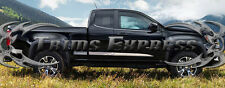 2013-2017 Chevy Colorado/Canyon Extended Cab Long Bed Flat Body Side Molding