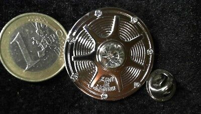 Original Fußball Lizenz Pin Badge Meister Der 2. Bundeslika Schale