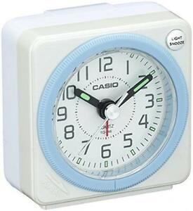 Casio analog travel clock TQ-146-7JF Japan
