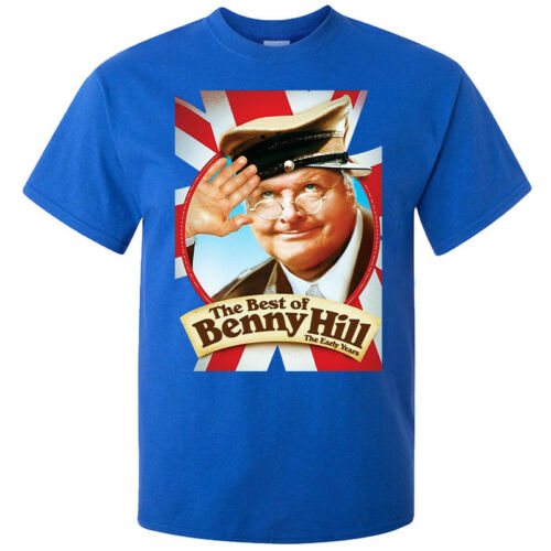 Movie T shirt all sizes S-5XL Alfred Hawthorn Benny Hill Ver 11