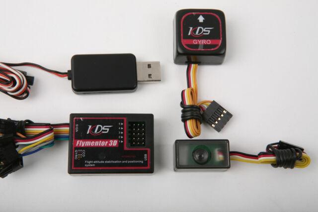 KDS Flymentor 3D Performance Intelligent Device Upgraded USB//Computers Debugging