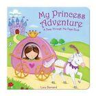My Princess Adventure by Lucy Barnard (Board book, 2014)