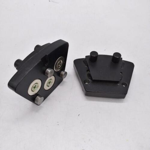 Trapezoid Metal Adapter for Werkmaster floor grinder polisher machine grinding