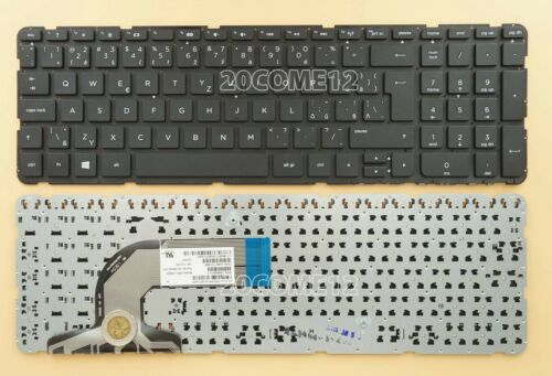 for HP 15-r007nc 15-r008nc 15-r009nc 15-r010nc Keyboard Czech Slovak NO Frame