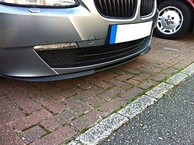 BMW Z4 E85 E86 PARAURTI ANTERIORE COPPA CHIN SPOILER LIP SPORT Valance SPLITTER R Cupra
