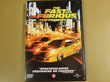 DVD / THE FAST AND THE FURIOUS 3 - TOKYO DRIFT