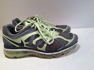 Nike Airmax Power Step Women Shoes Size 7.5 Gray-Green  #487679-00