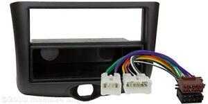 TOYOTA-Yaris-Radio-Blende-Yaris-P1-Yaris-Verso-P1-Einbau-Rahmen-ISO-Adapter-Set