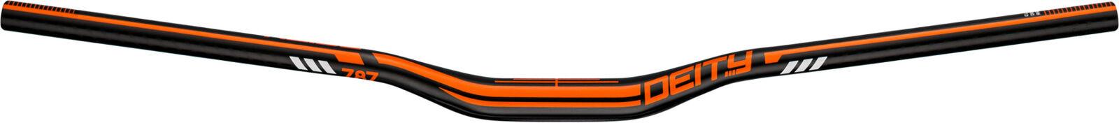 Deity Skyline 31.8mm 787mm 25mm Handlebar orange