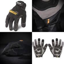 Men Winter Warm Gloves Waterproof Insulated Work Black Large Heavy Duty New