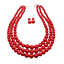 Charm-Fashion-Women-Jewelry-Pendant-Choker-Chunky-Statement-Chain-Bib-Necklace thumbnail 90