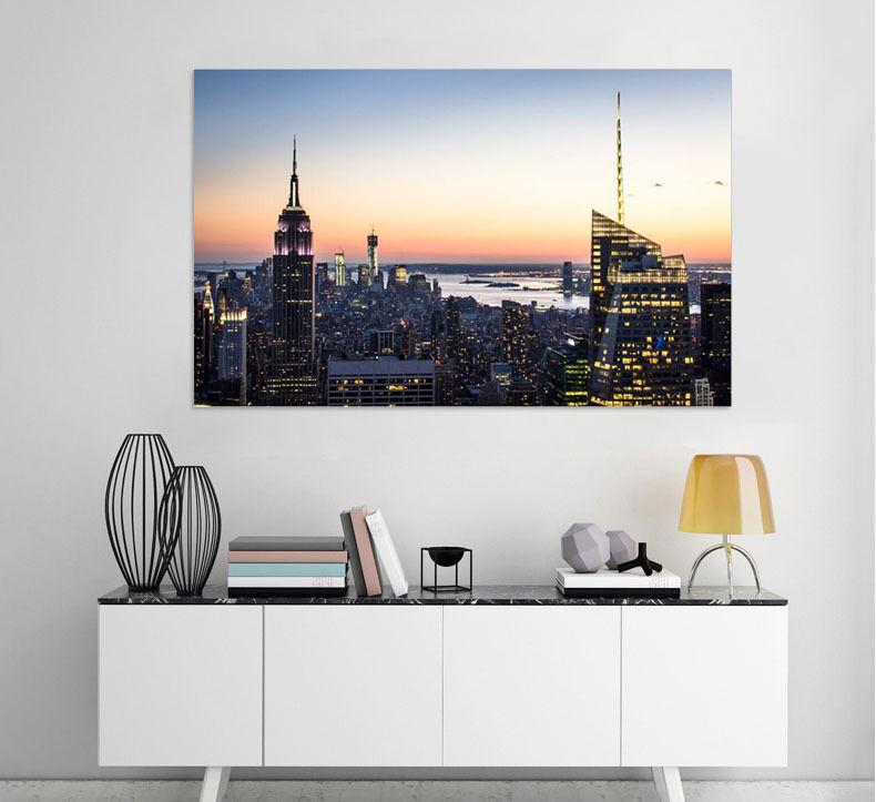 3D Sunrise City 577 Fototapeten Wandbild BildTapete AJSTORE DE DE DE Lemon 71971e