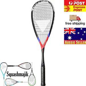 Tecnifibre Carboflex X-Speed 125 - El Shorbagy Signature - Squash Racquet