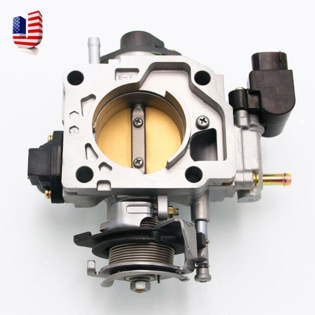 Throttle Body W/ All Sensors For Honda Odyssey Accord