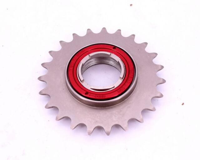 White Industries ENO Single Speed Freewheel 19T x 3//32 Silver Urban FW