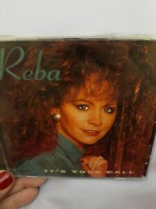 It's Your Call by Reba McEntire (Dec-1992, MCA Records)