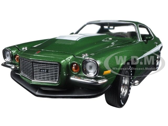 1970 CHEVROLET CAMARO vert BALDWIN MOTION LIMITED 1002pc 1 18 AutoWorld AMM1079