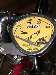 Bicycle-Speedometer-Stewart-Warner-26-034-Schwinn-Columbia-2nd-ALL-METAL-USA