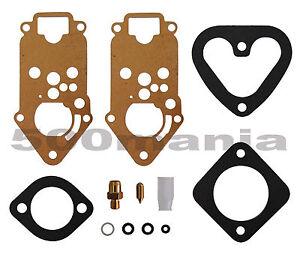 Kit Joints Révision Carburateur Weber 28 Fiat 500 126 W209cdr