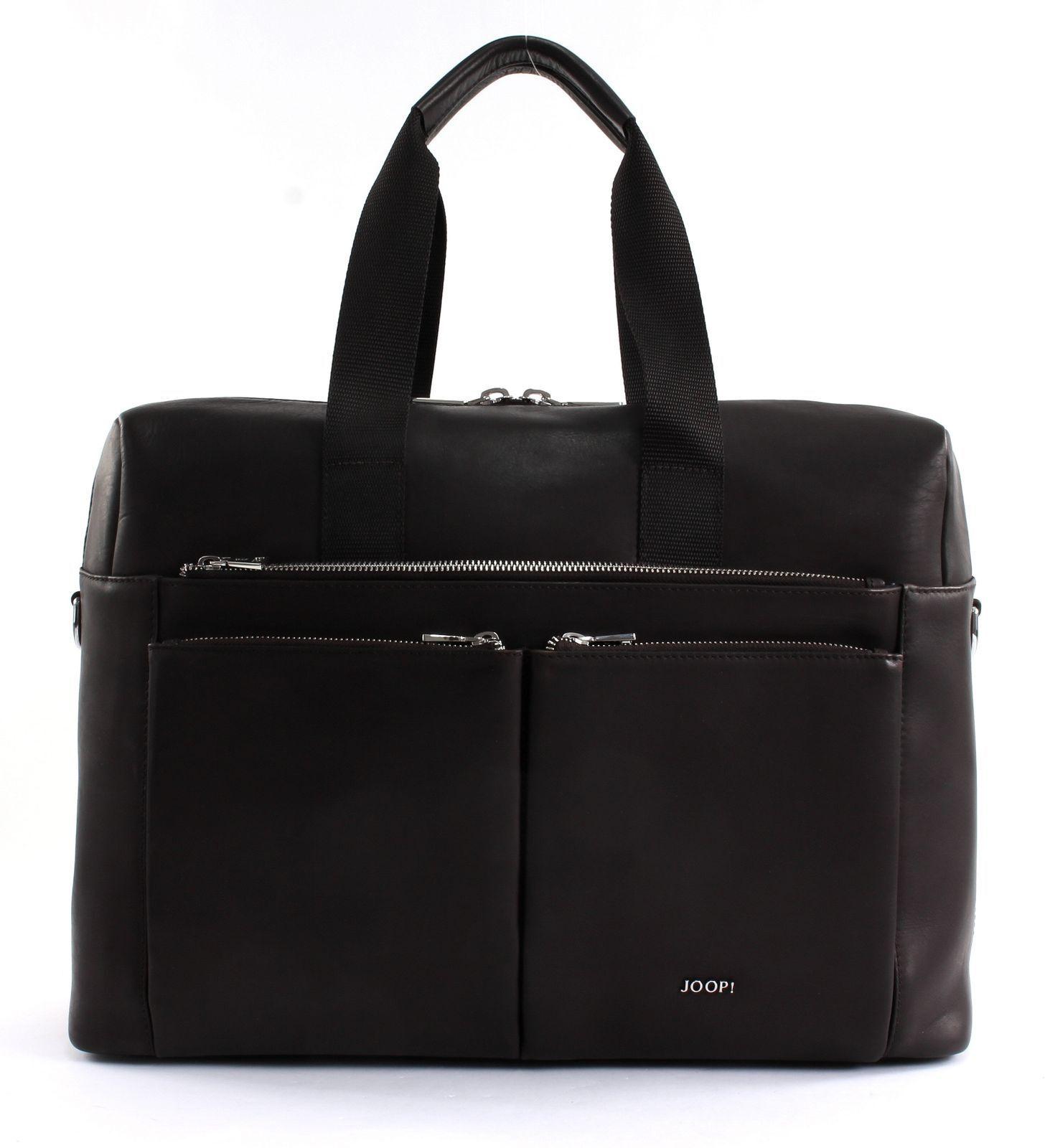 JOOP  Liana 2 Pandion Briefbag XLHZ Aktentasche Umhängetasche Tasche braun Braun | Überlegene Qualität  | New Listing  | Bekannt für seine hervorragende Qualität