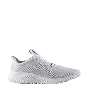 official photos 2b89a 3c4c8 Image is loading adidas-ALPHABOUNCE-REIGNING-CHAMP-White-Grey-CG4301
