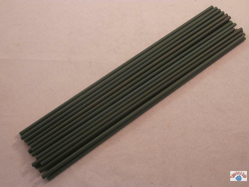 Pvc  inserts for inline moulds Brown or Green x 25 or 100