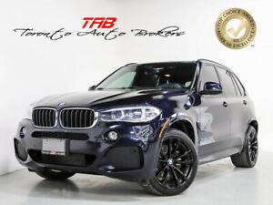 2017 BMW X5 XDrive35d I DISESEL I M-SPORT I NAV I CLEAN CARFAX