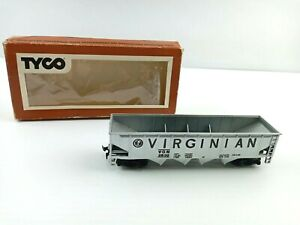 Vintage TYCO HO Scale Virginian Hopper VGN 2610 344-C Train Railroad