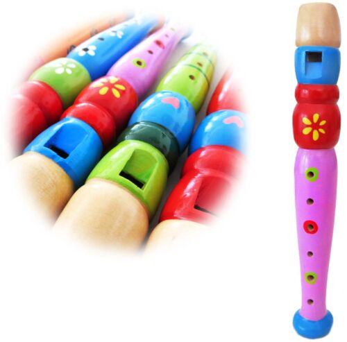 KEEPDRUM KFL1FL Flöte aus Holz für Kinder Lila Flieder
