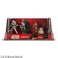 Disney Store Star Wars The Force Awakens Figurine Play Set Kylo Cake Toppers