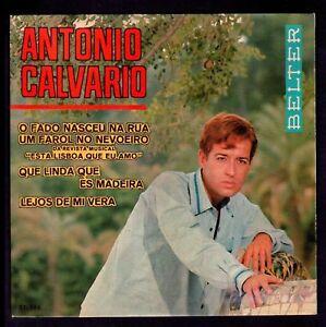 ANTONIO-CALVARIO-SPAIN-EP-7-034-BELTER-1966-FADO-RUA