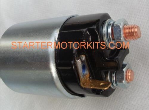 Kawasaki Fb460v Komplett Denso Anlasser Magnet 21163-2081 Or 128000-6550