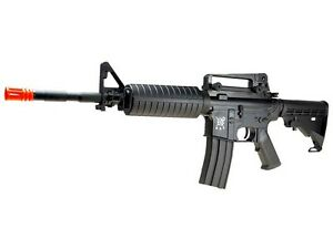 SRC-Sport-Series-M4A1-Metal-Gear-Semi-Fully-Automatic-AEG-Airsoft-Rifle