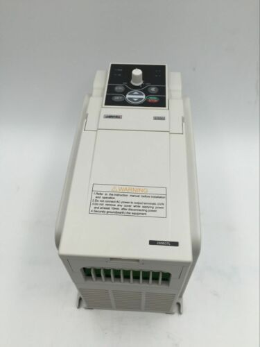 CNC 4.5KW VFD Driver Inverter 6HP 1phase 220V 21A Variable Frequency Driver