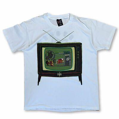 Neueste Kollektion Von Vintage 1992 Stone Temple Pilots T-shirt - Xl Einzel Stich Hochglanzpoliert